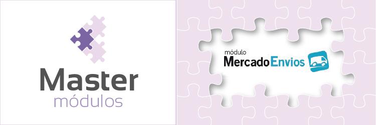 Master Módulos - Módulo Mercado Envios do MercadoLivre