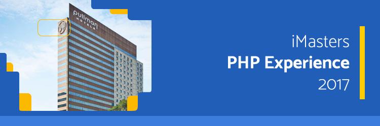 PHP Experience 2017 - Alternativa Sistemas