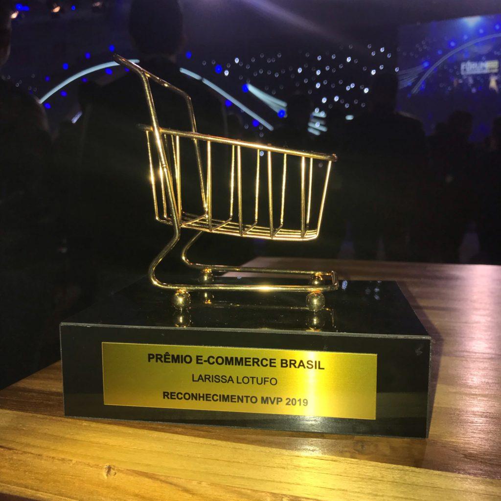 Premio Ecommerce Brasil 2019 - Alternativa Sistemas recebe premio Reconhecimento MVP