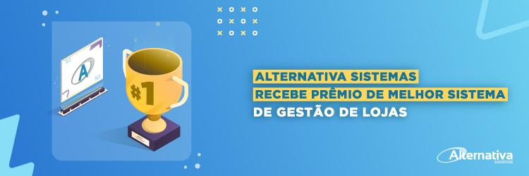 Alternativa-Sistemas-recebe-premio-de-melhor-sistema-de-gestao-de-lojas