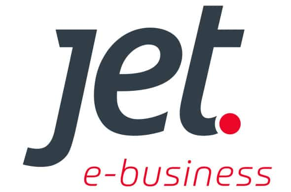 Logo parceiro da Alternativa - Jet e-business